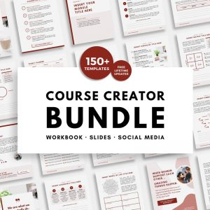 course creation bundle