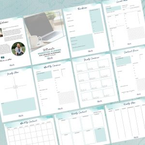 The Ultimate Marketing Planner